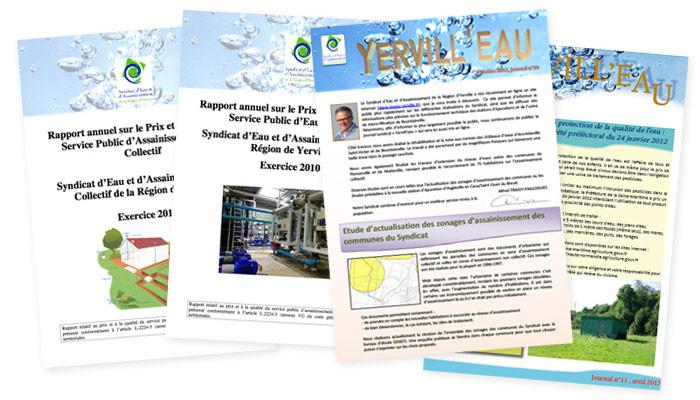 publications du SIAEPA