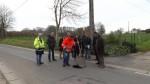 Réception des travaux de réhabilitation du réseau d'assainissement d'Ouville l'Abbaye