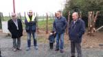 Réception des travaux d'extension du réseau d'assainissement de Yerville